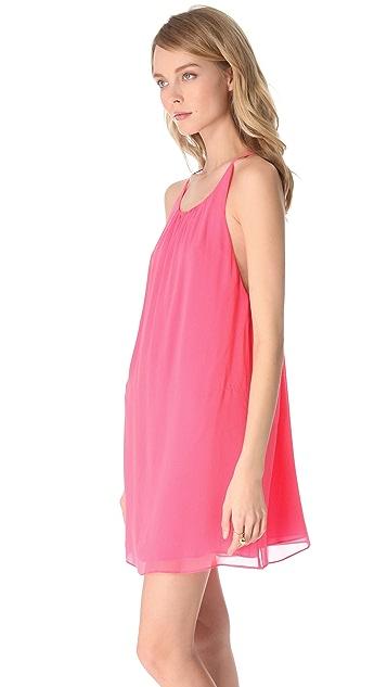 alice + olivia Peggy Trapeze Dress