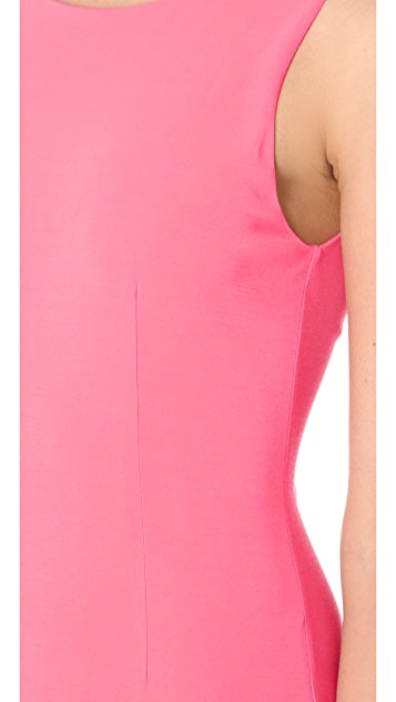 alice + olivia Adrienne Sleeveless Dress
