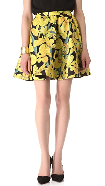 alice + olivia Brooke Poof Skirt