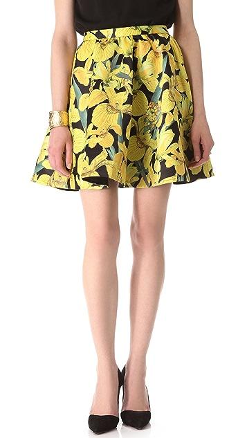 alice + olivia Brooke Poof Skirt