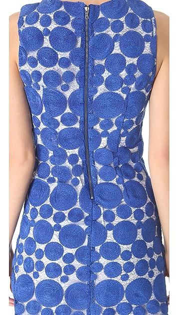 alice + olivia Sleeveless Shift Dress