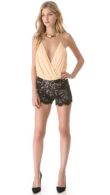 alice + olivia Ballerina Bodysuit