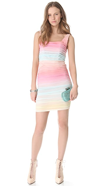 alice + olivia Fitted Tank Dress