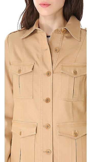 alice + olivia Dabney Jacket