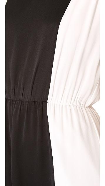 alice + olivia Kennedy Center Panel Dress