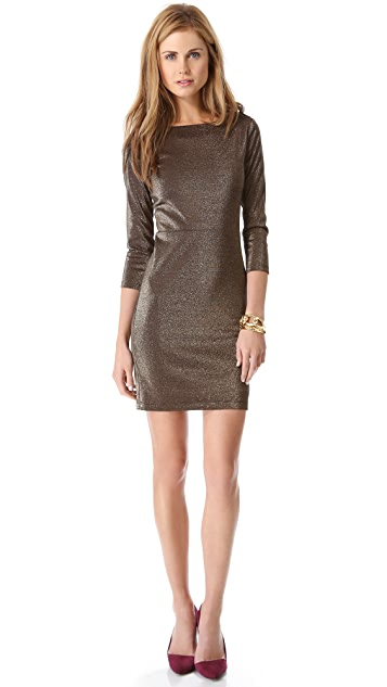alice + olivia Cameo Cutout Dress