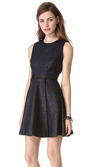 alice + olivia Rubie Dress