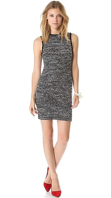alice + olivia Havana Eyelash Dress