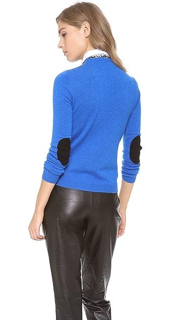 alice + olivia Roney Cashmere Sweater