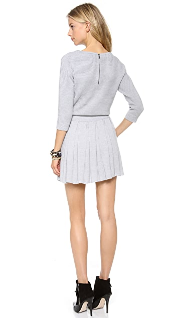 alice + olivia Sheri Knit Dress