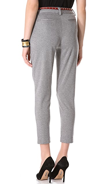 alice + olivia Cropped Skinny Pants