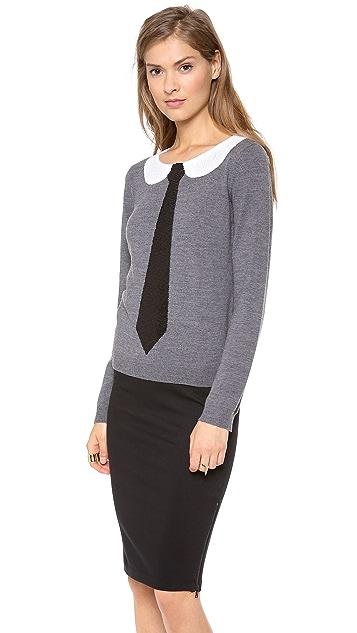 alice + olivia Delray Sweater
