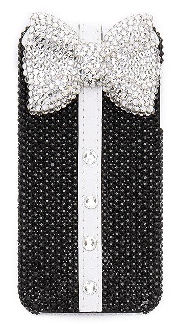 alice + olivia Shirt Jeweled iPhone 5 / 5S Case