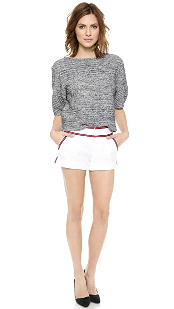 alice + olivia Winston Boxy Sweater