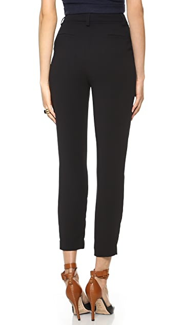 alice + olivia High Waisted Arthur Pants