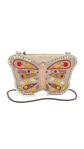 alice + olivia Butterfly Pouch