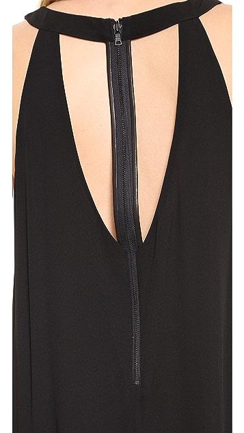 alice + olivia Rola T Back Dress