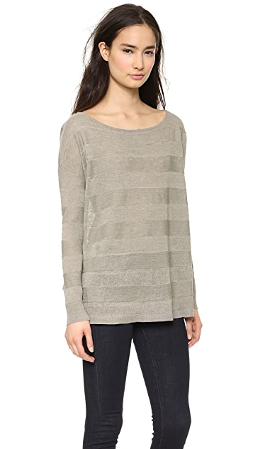 alice + olivia Javi Off the Shoulder Sweater