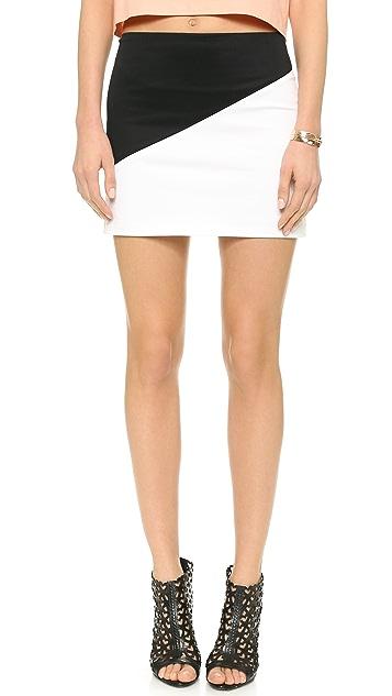 alice + olivia Derrico Skirt