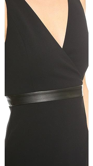 alice + olivia Brice Layered Dress