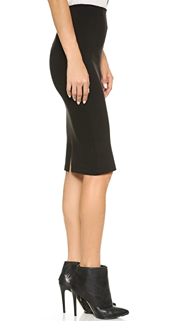 alice + olivia High Waisted Pencil Skirt