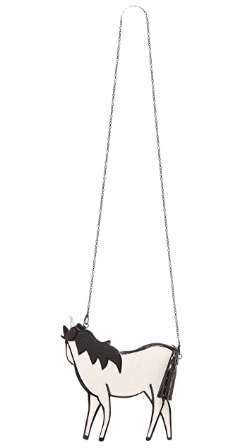 alice + olivia Unicorn Pouch