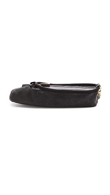 alice + olivia Ballet Shoe Pouch