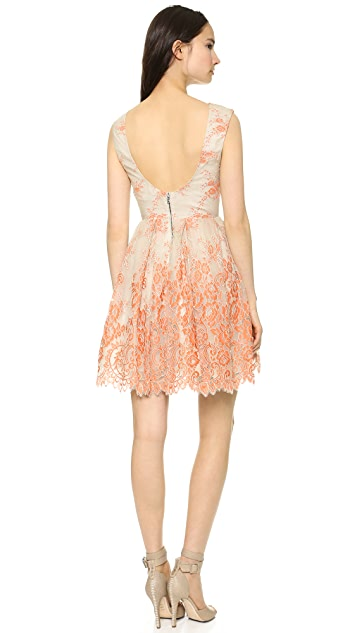 alice + olivia Fila Dress