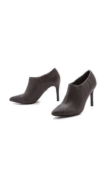 alice + olivia Dex Shortie Ankle Booties