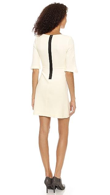 alice + olivia Maley A Line Dress
