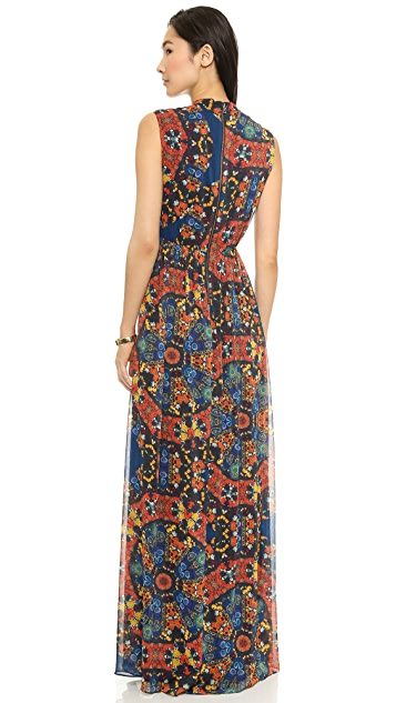 alice + olivia Marianna Maxi Dress