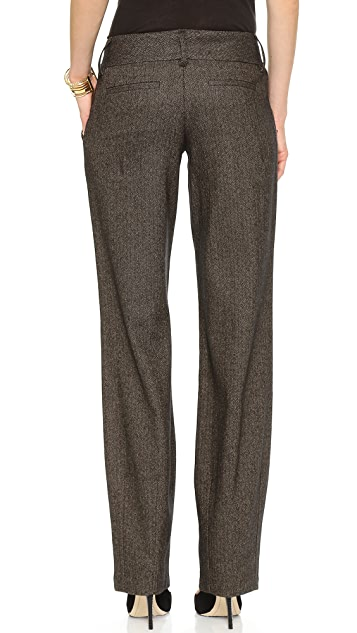 alice + olivia Onell Wide Leg Pants