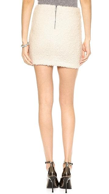 alice + olivia Neville Miniskirt