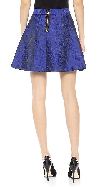 alice + olivia Vernon Miniskirt