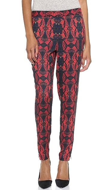 alice + olivia Elastic Waist Pants