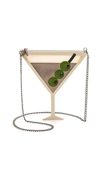 alice + olivia Martini Cross Body Pouch