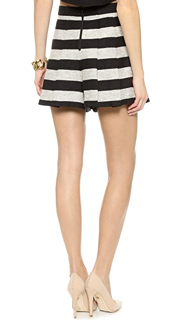 alice + olivia High Waisted Shorts