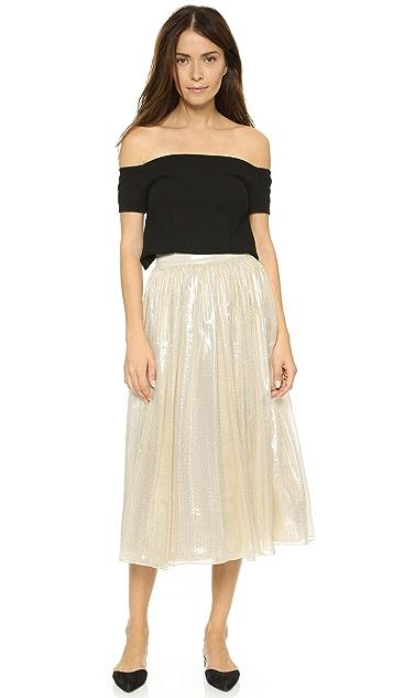 alice + olivia Evita Full Skirt