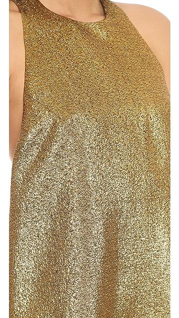 alice + olivia Harrison Flared Dress   SHOPBOP