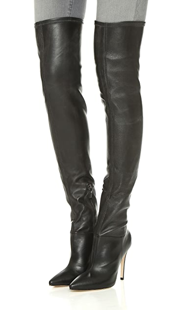 alice + olivia Dae Over the Knee Boots