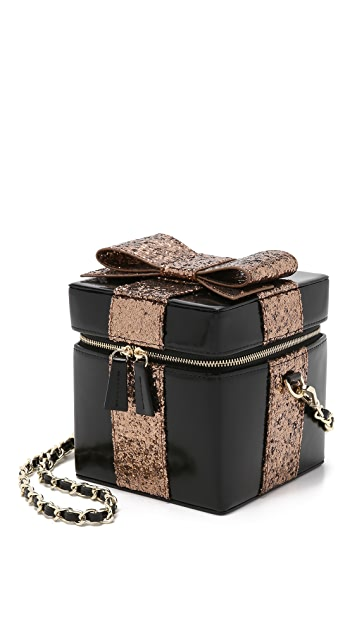 alice + olivia Present Box Purse