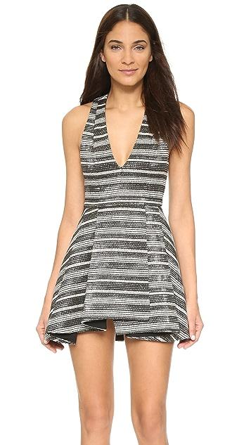 alice + olivia Tanner Dress