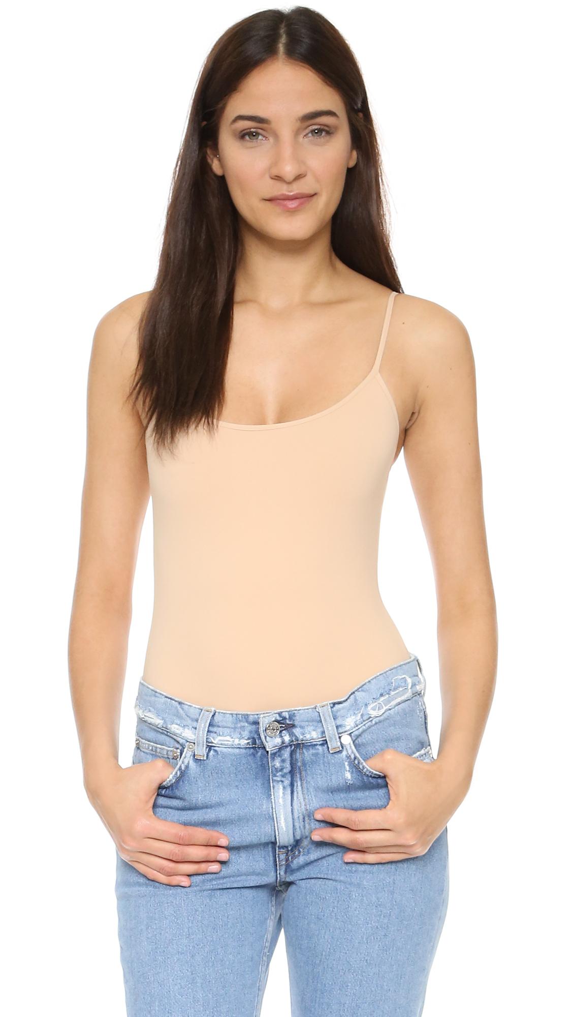 Alix Elizabeth Thong Bodysuit