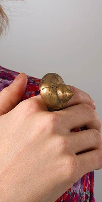 Alkemie Jewelry Shell Ring