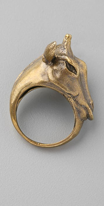 Alkemie Jewelry Giraffe Ring