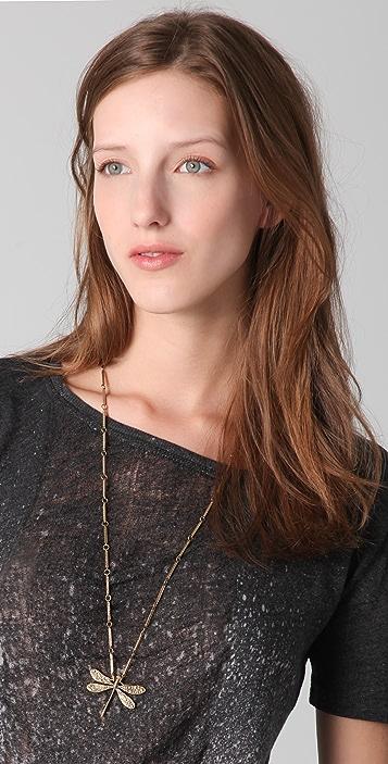 Alkemie Jewelry Dragonfly Necklace