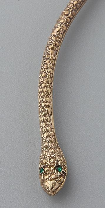 Alkemie Jewelry Snake Choker