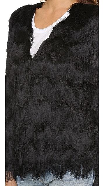 Alexis Florin Fringe Jacket