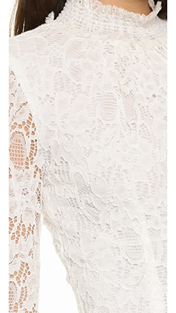 Alexis Sonia Lace Dress