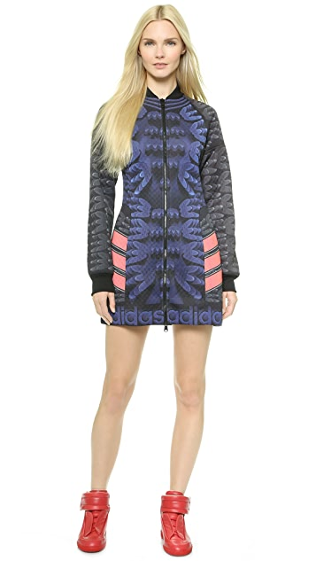 adidas Originals by Mary Katrantzou Coat Dress